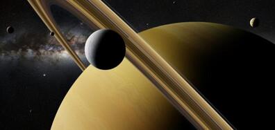 Учени картографираха сатурновата луна Титан