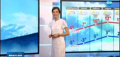 Прогноза за времето (05.12.2019 - обедна)