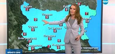 Прогноза за времето (05.12.2019 - централна)
