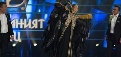 """Михаела Маринова е големият победител в """"Маскираният певец"""""""