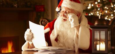 Какво си пожелават децата в писмата си до Дядо Коледа? (ВИДЕО)