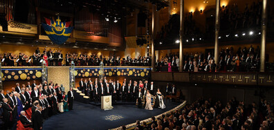 На кого връчиха тазгодишните Нобелови награди? (ВИДЕО+СНИМКИ)