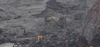 Жертвите на вулканичното изригване в Нова Зеландия вече са 18