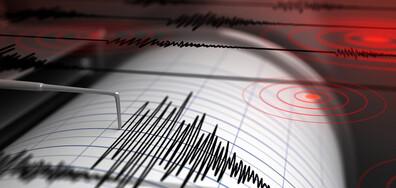 Земетресение от 5 по Рихтер в Гърция