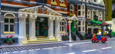 Десет неща, които вероятно не си знаел за играчките LEGO