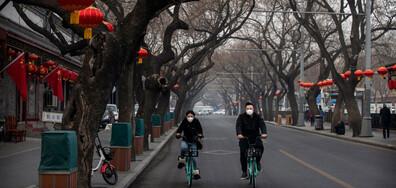Трима българи са блокирани в китайския град Ухан