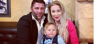 Антония Петрова отпразнува първия рожден ден на сина си (ВИДЕО+СНИМКИ)