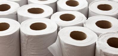 Бой за тоалетна хартия в супермаркет в Хонгконг (ВИДЕО)