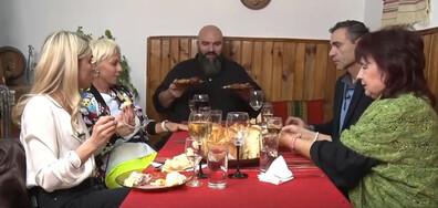 """Вечеря за ценители с Венци Мицов в """"Черешката на тортата"""""""