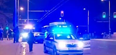 """Претърпели ПТП на бул. """"Сливница"""" настояват за камери и легнал полицай (ВИДЕО)"""