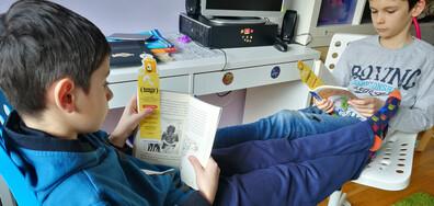 Как да мотивираме детето си да чете по време на извънредно положение?