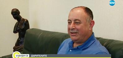 ДАРИТЕЛИТЕ: Ливанец оборудва с легла болницата в Асеновград (ВИДЕО)