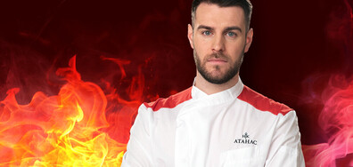 Атанас се изправя в дуел за оцеляване в Hell's Kitchen България