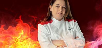 Полина напусна Hell's Kitchen България