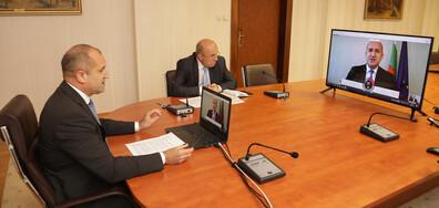 Радев: Справянето с кризата изисква засилено международно сътрудничество