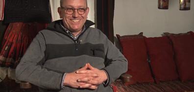 """Хармонична вечеря с Петър Стоянович в """"Черешката на тортата"""""""
