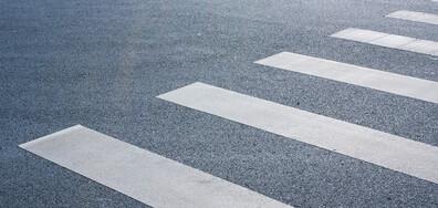 Преместена пешеходна пътека в София поставя в риск живота на граждани
