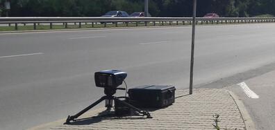 КАТ с акция срещу високата скорост на пътя