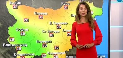Прогноза за времето (15.07.2020 - обедна)