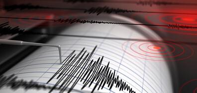 Силно земетресение тази нощ в Гърция