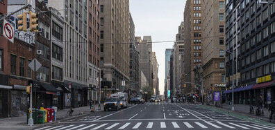 Ню Йорк вдига КПП-та заради коронавируса