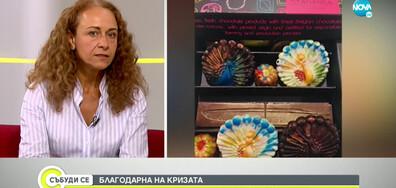 Станимира - майсторката на шоколада, която вярва в хората