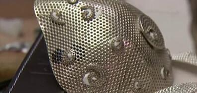 Изработиха златна маска срещу коронавирус