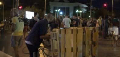 37-ми ден на протести и нови блокади в страната
