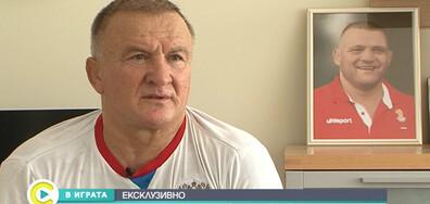 ЕКСКЛУЗИВНО: Симеон Щерев след голямата загуба: Болката остава, няма как да мине