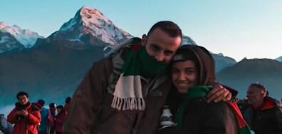 ИСТОРИИ ОТ КРАЯ НА СВЕТА: Алекс и Мартин, които се надбягваха с коронавируса