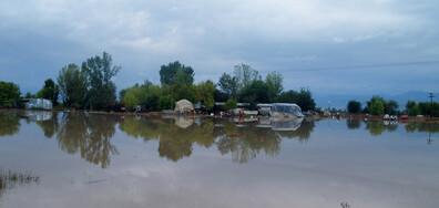 """Нова жертва на бурята """"Янос"""" в Гърция"""