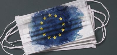 Европа се бори срещу COVID-19 при рекорден брой заразени