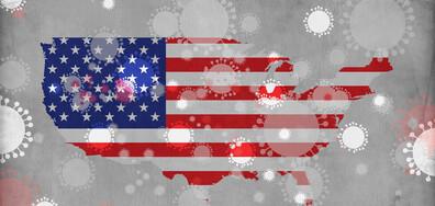 COVID-19 е третата най-смъртоносна болест в САЩ