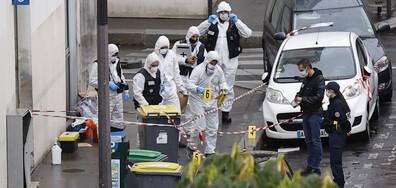 Седем души са задържани след нападението с нож в Париж