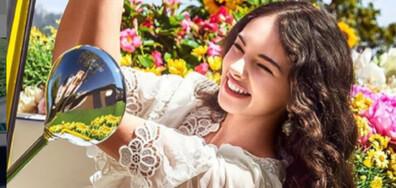 НАСЛЕДСТВЕНА КРАСОТА: Прекрасната дъщеря на Моника Белучи (ГАЛЕРИЯ)