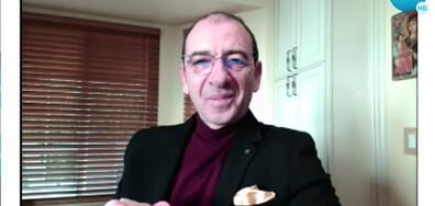 Димитър Маринов: Артистите са минали през войни и пандемии, но винаги са оцелявали