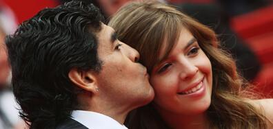 Дъщерята на Марадона: Вече не се страхувам от смъртта, защото тя ще ме срещне с татко (СНИМКА)