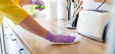 Учени: Маниакалното чистене през пандемията е опасно за здравето