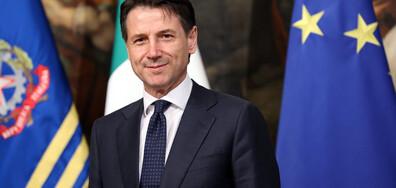 Италианският премиер Джузепе Конте спечели вот на доверие в Сената