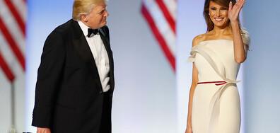 СТИЛ И СЕКСАПИЛ: Мелания Тръмп като първа дама (ГАЛЕРИЯ)