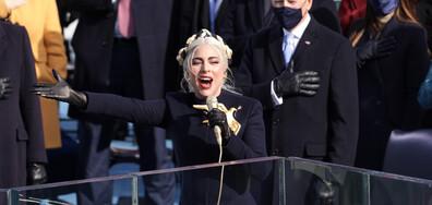 Лейди Гага и Джей Ло - ангелските гласове на инаугурацията на Байдън (ВИДЕО+СНИМКИ)