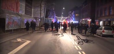 Арести в Дания след снощните протести