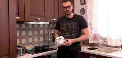 """Владимир Зомбори разкрива исторически кулинарни тайни в """"Черешката на тортата"""""""
