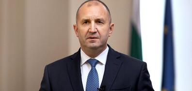 Радев: Безпринципна коалиция може само да задълбочи кризата