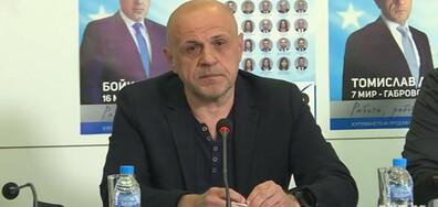 Дончев: Длъжни сме да предложим правителство