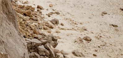 Огромно срутище по бреговете на Великобритания (ВИДЕО)