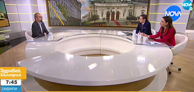 Първан Симеонов: На тези избори все пак надделя желанието за промяна