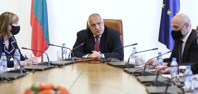 Бойко Борисов излиза в отпуск