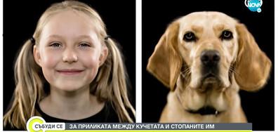 Доколко кучетата приличат на стопаните си?
