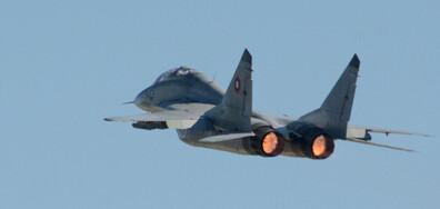 Намериха мястото на катастрофата на МиГ-29 (ВИДЕО)